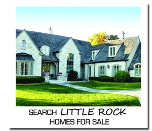 Search Little Rock Homes for Sale